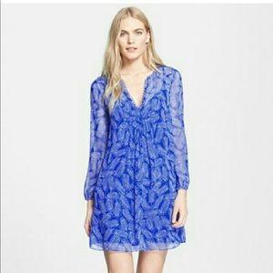 LIKE NEW Diane Von Furstenberg tunic dress